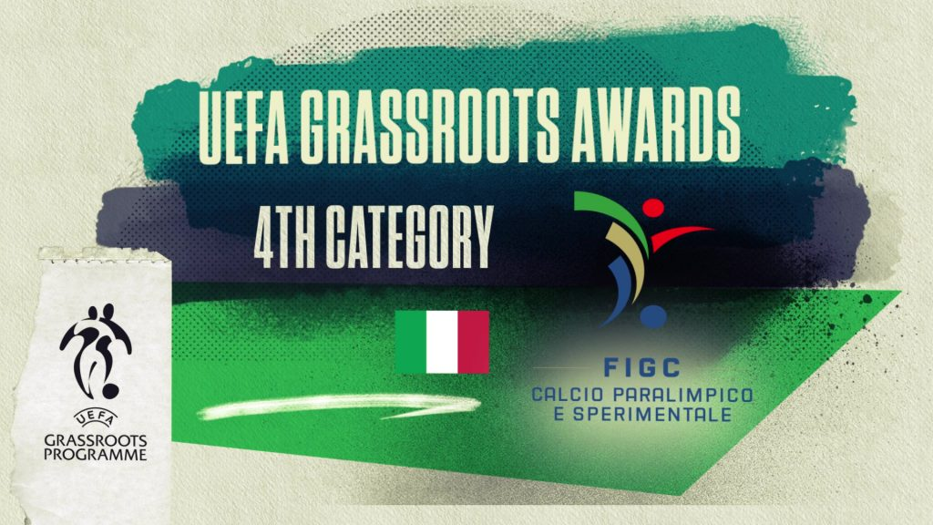 Video ufficiale UEFA Grassroots Awards 2020: Quarta Categoria